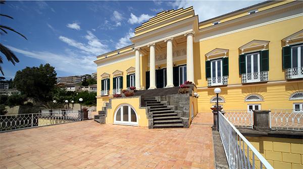 Villa Doria D'Angri