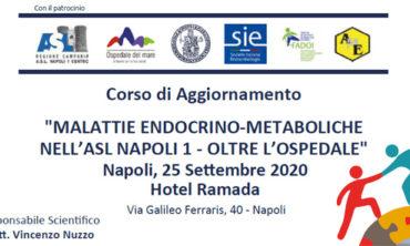 MALATTIE ENDOCRINO-METABOLICHE NELL'ASL NAPOLI 1 – OLTRE L'OSPEDALE